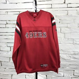NFL 49ers San Francisco Football Pull Over 2070